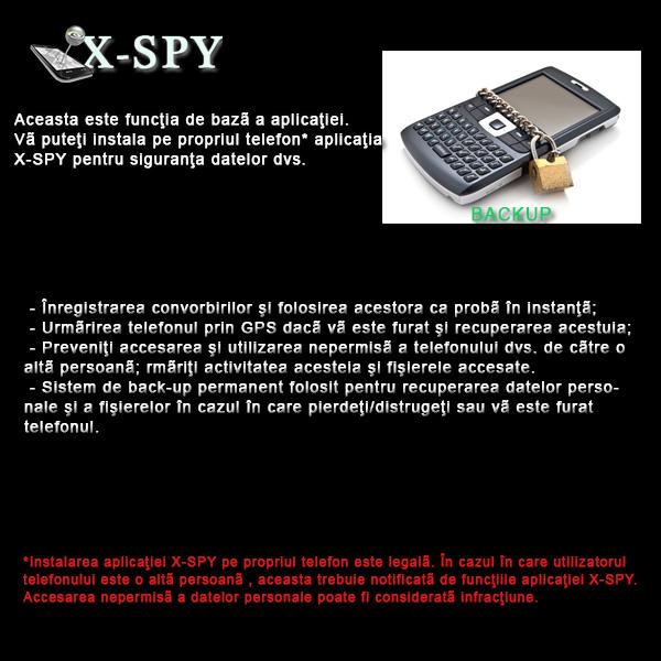 program spy pentru telefon